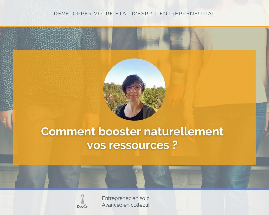 Article Virginie booster ressources